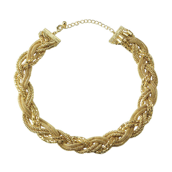 jewels necklace gold jewelry