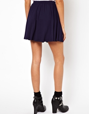 ASOS | ASOS Skirt in Skater Style at ASOS