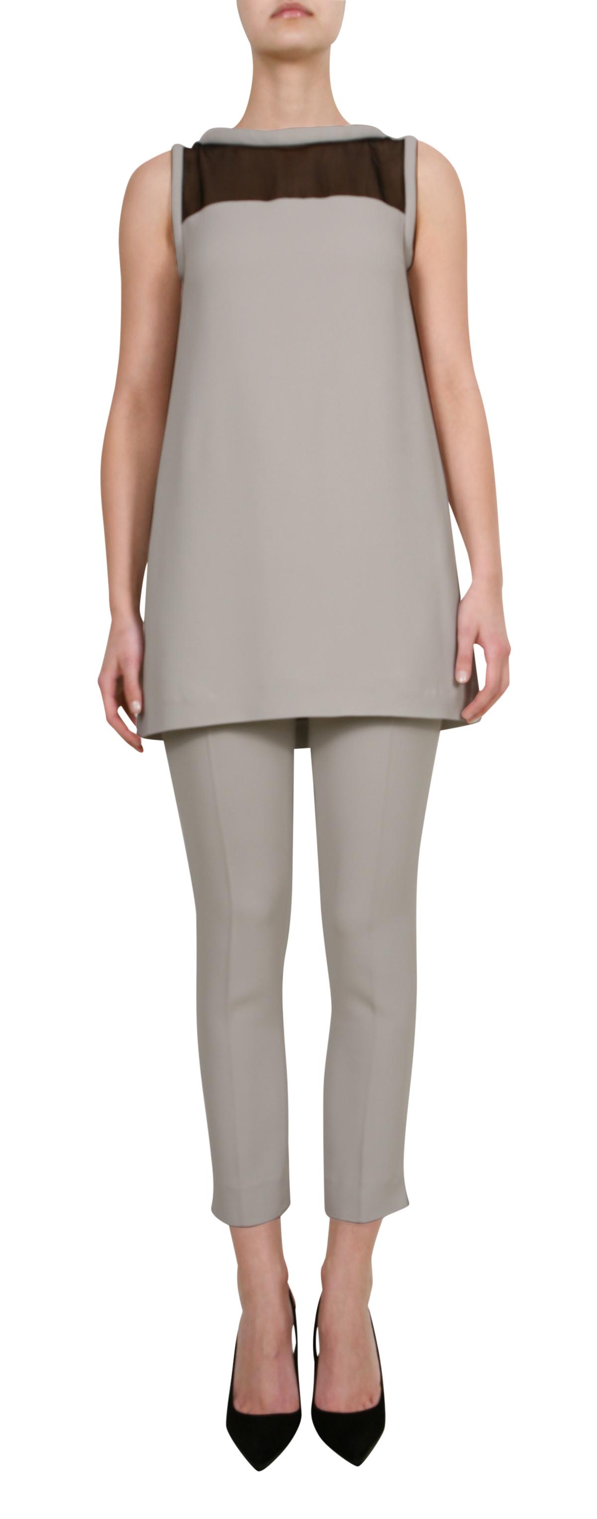 FUTURE FASHION long tunic - Dresses & Skirts - Onlineshop | SCHUMACHER - Onlineshop