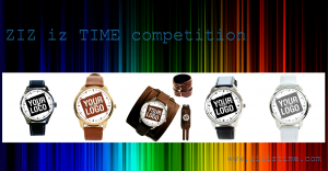 Your LOGO Competition | ZIZ iz TIME