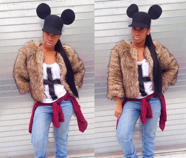 hat coat