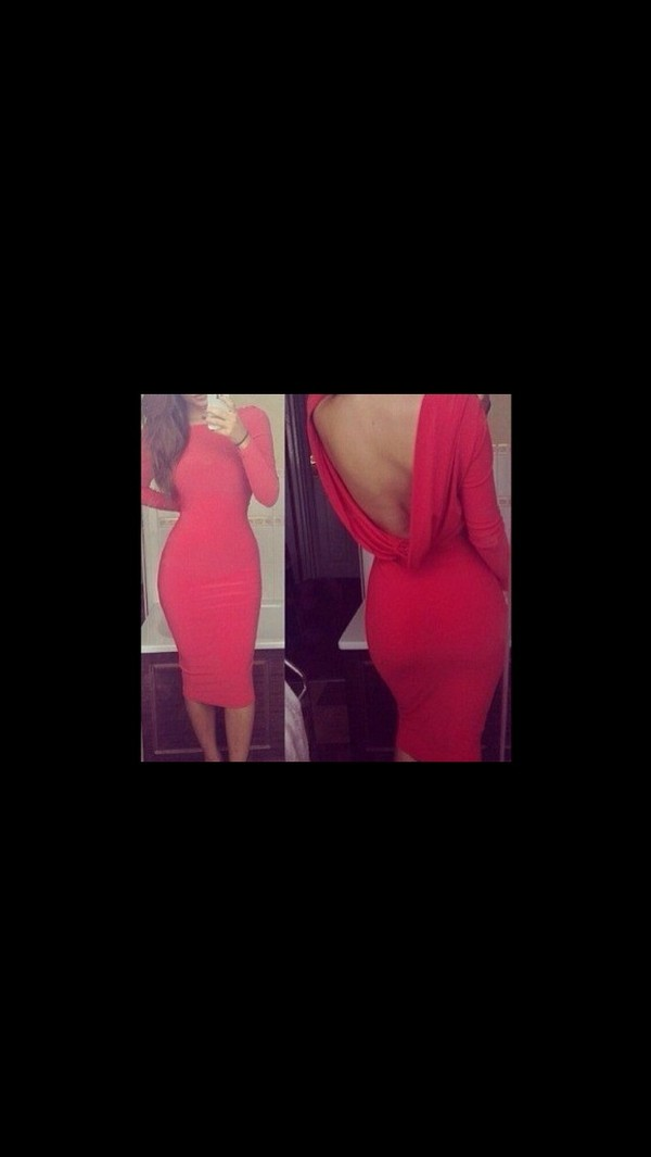 dress red dress jewels h&m ring