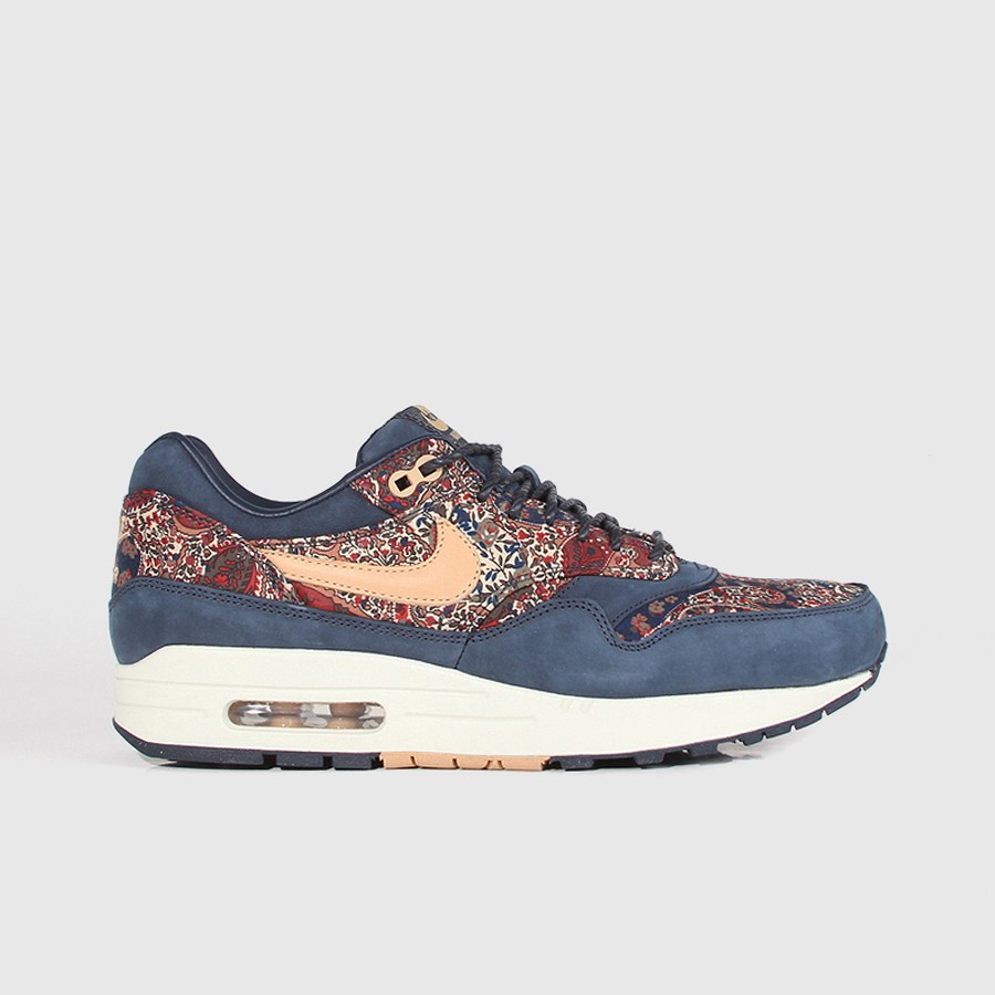 Nike - Women's Nike Air Max 1 Liberty QS (Armory Navy)