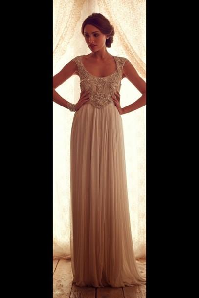 dress boho chic prom dress hipster wedding wheretoget
