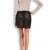 Faye Lasercut Mini Skirt - MLLE Mademoiselle