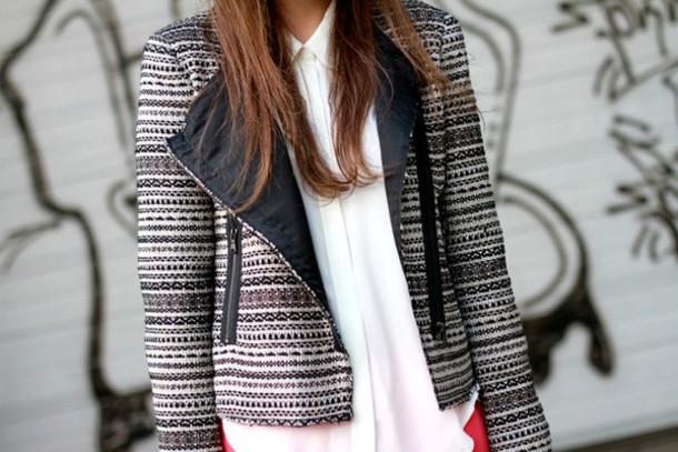 style scrapbook jacket