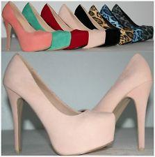 Brand NEW Women'S Fashion Sexy High Heel Stilettos Platform Pumps Fast Shipping   eBay