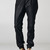 Black Faux Leather Jogger Pants | Sweet Rebel