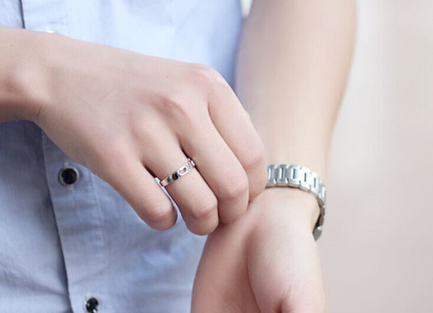 jewels ring silver