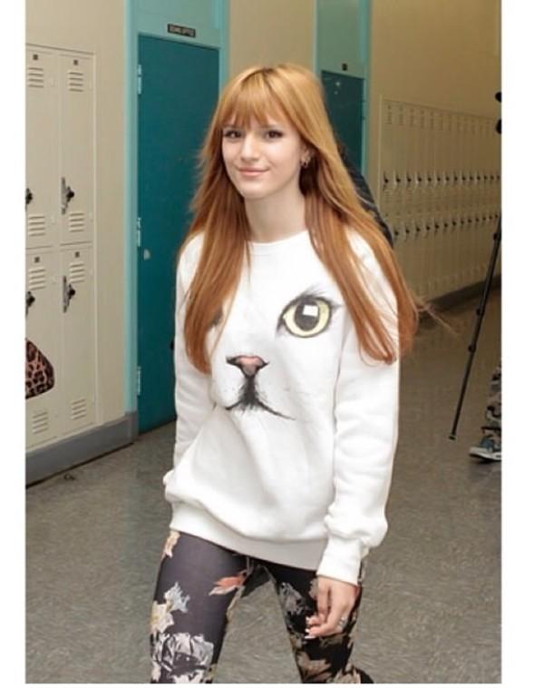 shirt cats pants
