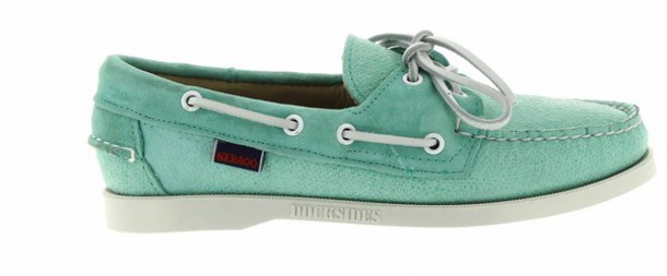 shoes suede mint sebago shoes summer shoes boat shoes