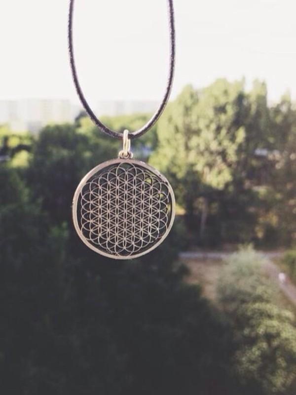 jewels necklace bring me the horizon band merch merch fucking awesome sempiternal emo punk rock