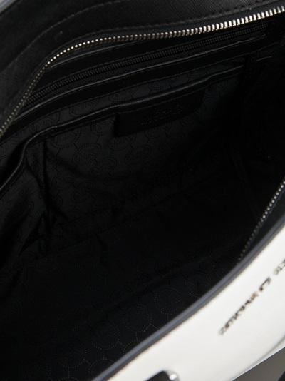 Michael Michael Kors 'selma' Bi-colour Handbag -  - Farfetch.com