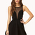 Mesh Darling Skater Dress | FOREVER 21 - 2031557853