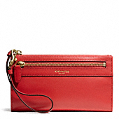 Coach :: LEGACY ZIPPY WALLET IN LEATHER