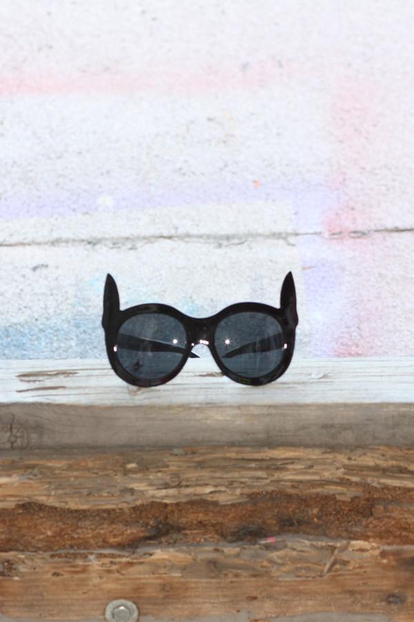 sunglasses retro vintage hipster cat ear sunglasses cat eye cat eye black sunglasses fashion sunglasses