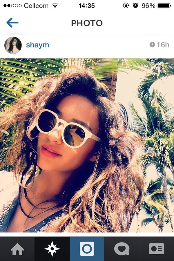 sunglasses shay mitchell pretty little liars