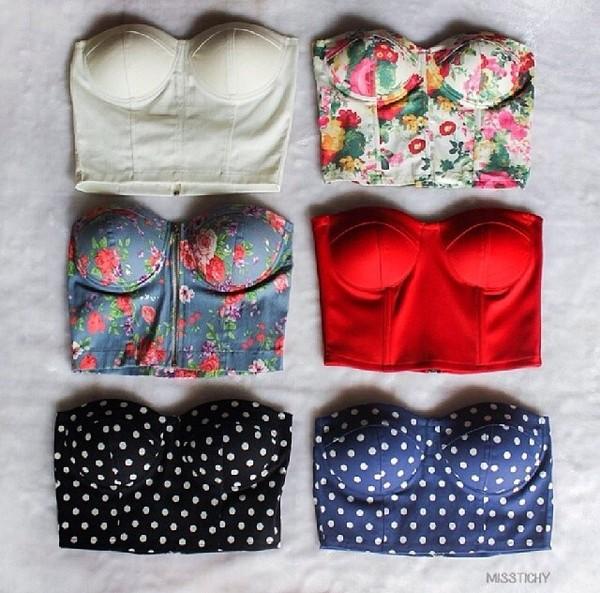 blouse t-shirt shirt crop tops white red skirt top crip top floral swimwear