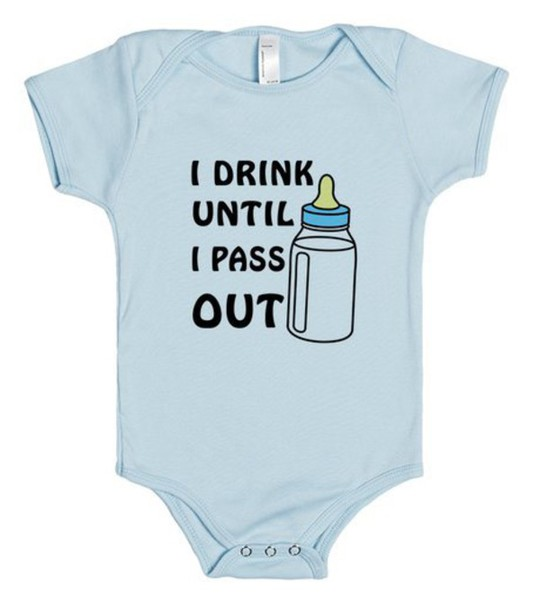 t-shirt, drink, baby, mom, dad, family, gift ideas, funny ...