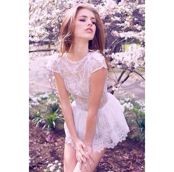 dress white white lace dress white dress white summer dress beautiful summer dress lace dress