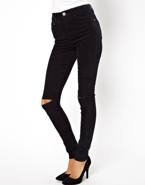 Black Ripped Jeans | ASOS