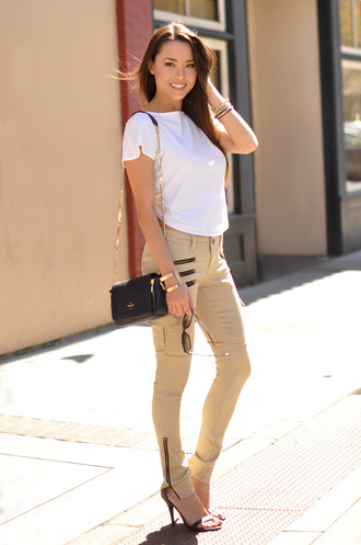 hapa time t-shirt bag shoes jewels sunglasses pants