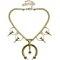 Devil's curse choker / necklace gold