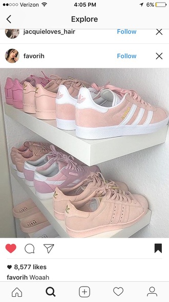 shoes nude pink adidas light pink suede leather pink sneakers nude sneakers adidas superstars adidas originals adidas shoes pale pink shoes neutral suede leather suede sneakers