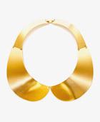 Peter Pan Collar Bib Necklace | FOREVER21 - 1041676969