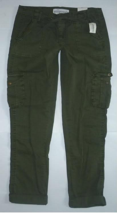 Womens Aeropostale Military Cargo Pants | eBay