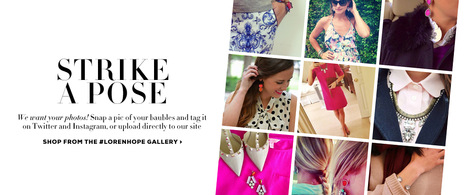 Loren Hope   Designer Costume Jewelry   Statement Jewelry   Statement Necklaces