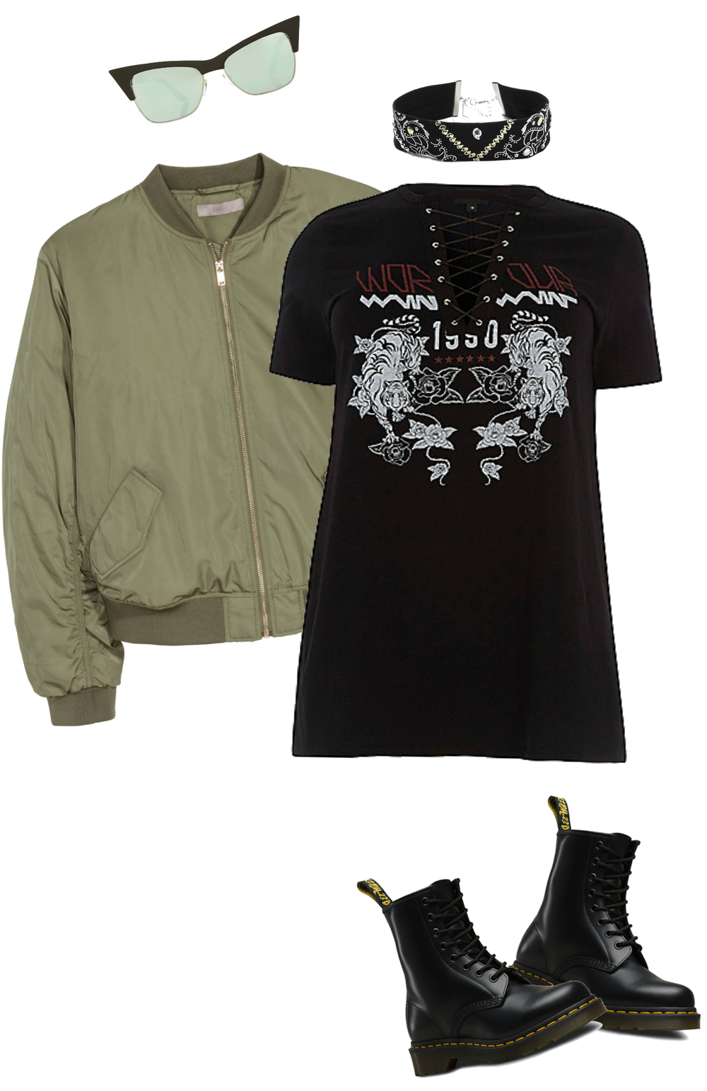 What To Wear To A Musical Festival Wheretoget
