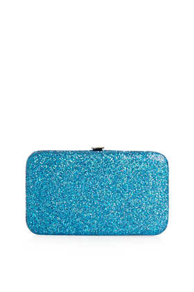 Teal Glitter iPhone 5 Purse - Bags & Purses  - Bags & Accessories  - Topshop