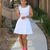 DIY White Pique Dress  Pattern Review - Mimi G Style