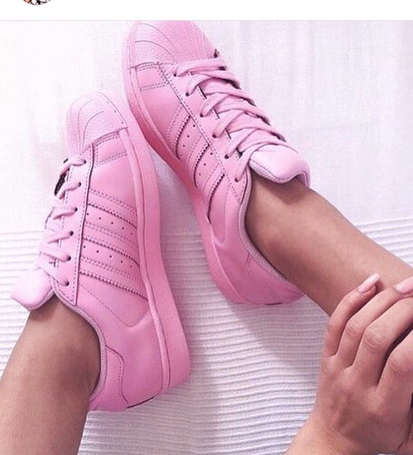 Adidas Superstar Supercolor Light Pink