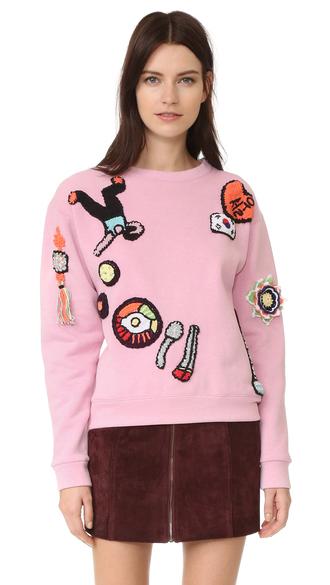 sweater fashion clothes sweatshirt michaela buerger