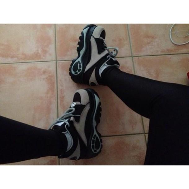 shoes baskets