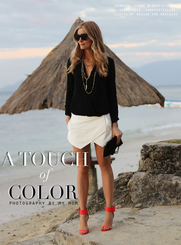 passions for fashion shirt shoes sunglasses jewels bag