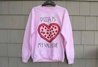 sweater style valentine