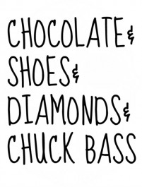 Chocolate & Chuck