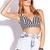 Epic Stripe Bustier | FOREVER21 - 2000076521