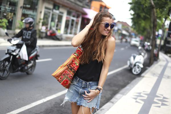 b a r t a b a c t-shirt skirt bag shoes sunglasses jewels