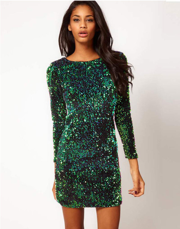 dress sequin dress sequins