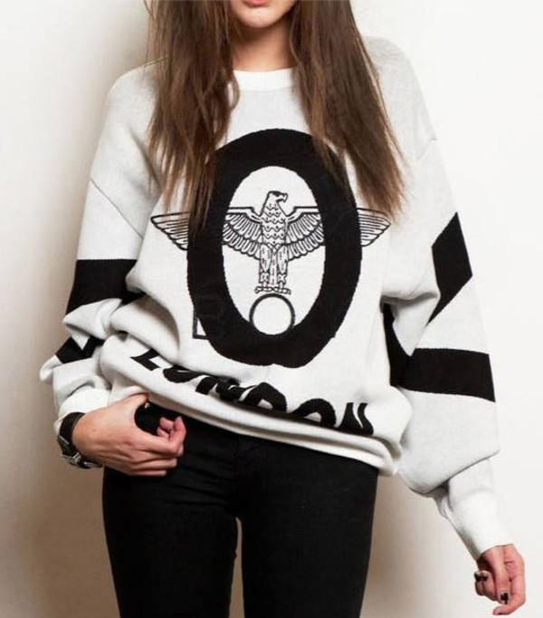sweater boy london pullover