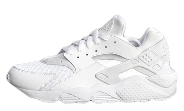 Nike Air Huarache White Pure Platinum | The Sole Supplier
