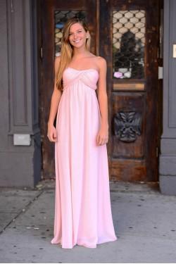 Grecian Blush Dress