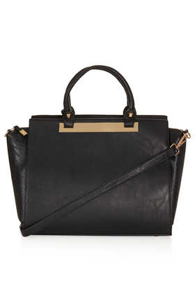 Plated Holdall - Bags & Purses  - Bags & Accessories  - Topshop