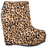 Matiko's Multi-Color Morgandy - Leopard for $149.99 direct from heels.com