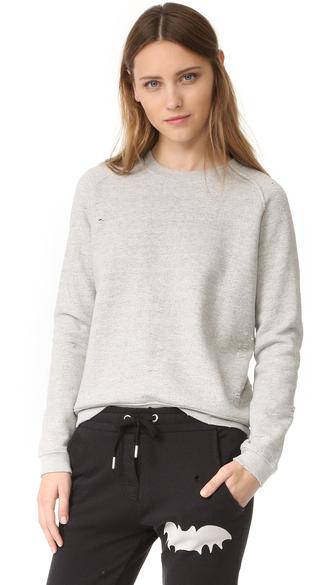 top fashion clothes sweatshirt fleece zoe karssen