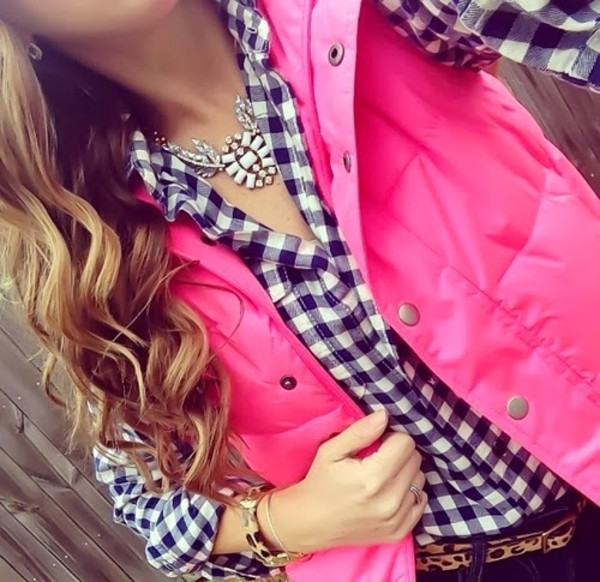 blouse belt t-shirt dress jewelry blonde hair jacket jewels